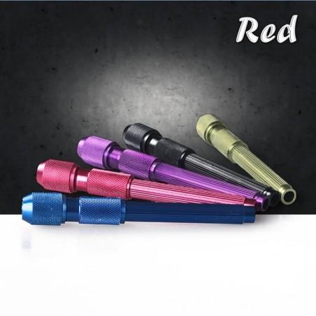 Skin Marking Pen Holder Red