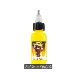 Scream Electric Yellow 1/2 oz