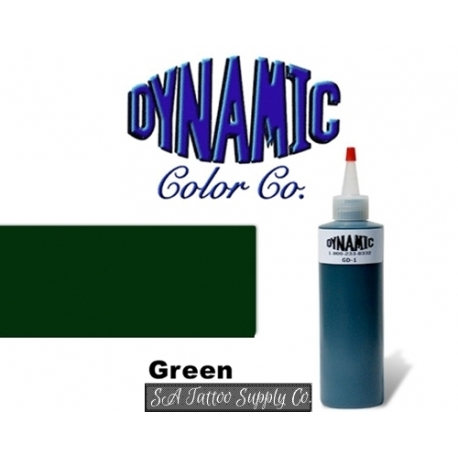 DYNAMIC GREEN 1 OZ