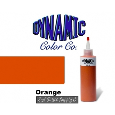 DYNAMIC ORANGE 1 OZ