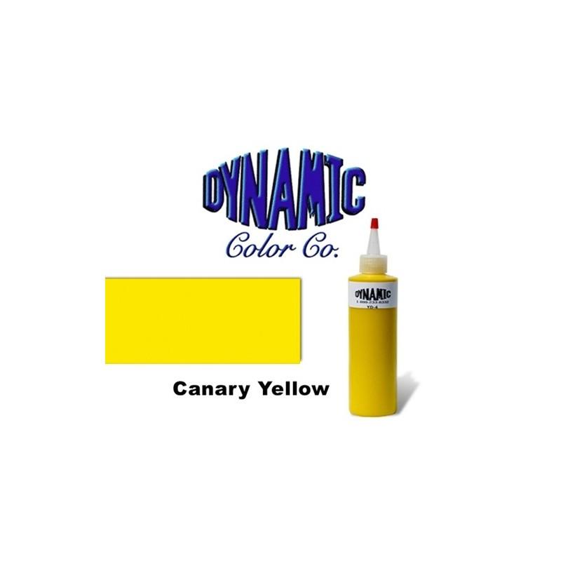 DYNAMIC CANARY YELLOW 1 OZ