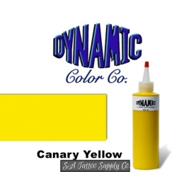 DYNAMIC CANARY YELLOW 1 OZ