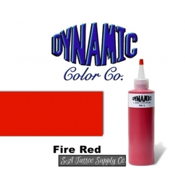 DYNAMIC FIRE RED 1 OZ