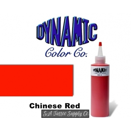 DYNAMIC CHINESE RED 1 OZ
