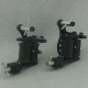 Set of Two Iron Shader and Liner Tattoo Machines