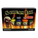 Scream Ink 10-Pack Set 1/2oz