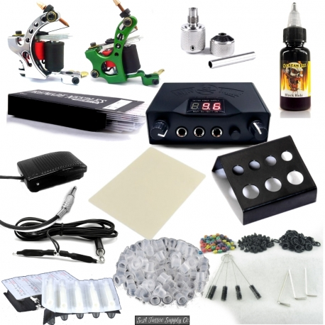 Affordable Professional Tattoo Kit