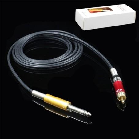 Sillica Gel RCA Clipcord