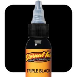 Eternal Ink Triple Black 1/2 oz