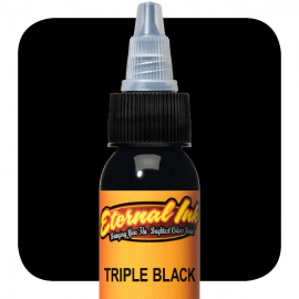 Eternal Ink Triple Black 1/2 oz