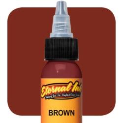 Eternal Ink Brown 1/2