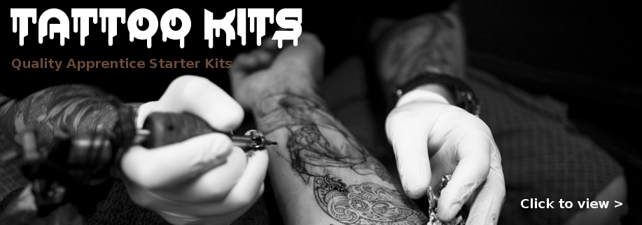 pProfessional Apprentice Tattoo Kits